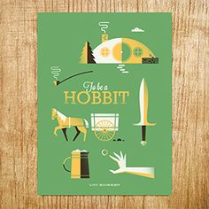 To Be A Hobbit
