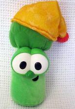 Veggie Tales Junior Asparagus, light up singing toy, bedtimes saving grace.