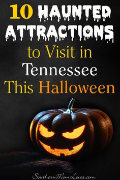 Are you the type that loves to be scared at Halloween? Do you seek out exciting places that will get your heart pumping? If you live in Tennessee or will be visiting the area, you don't want to miss these awesome attractions. It should be said these attractions are for older teens or adults, so keep that in mind if you have children. The following ten attractions are some of the most highly rated haunted attractions to visit in Tennessee this Halloween.