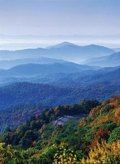 Blue Ridge Parkway – The 10 Best Road Trips in America