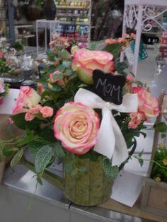 roses for Mom Sherrie Michaels NJ