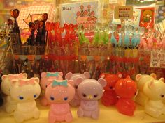 CUTE JAPANESE STATIONERY, PENS, KAWAII HOME ACCESSORIES. SWIMMER & OUTLET: GIRLY BOUTIQUES, STUDIO ALTA SHINJUKU. ALTA SHINJUKU: GYARU YOUNG WOMEN'S DEPARTMENT STORE, SHOPPING MALL. sanrio hello kitty merchandise, JAPANESE DOLL EYELASHES, nylon japan, cute japan clothes, girlie pink clothes for sale, cool japanese girls fashion for sale, shinjuku shops, best shopping tokyo japan, cool japanese clothing brands, kitsch japan, omiyages, fun places to buy souvenirs tokyo