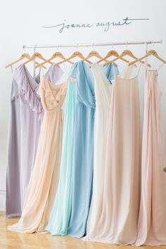 Joanna August 2016 Bridesmaids Article: Boho-Chic Bridesmaid Style by Joanna August 2016 Photography: Rodeo & Co. Photography Read More: http://www.insideweddings.com/news/fashion/boho-chic-bridesmaid-style-by-joanna-august-2016/2584/