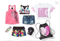 Introducing the exclusive new Mackenzie Ziegler for Justice collection!