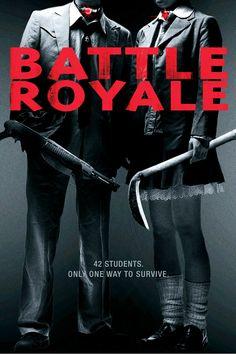 Kinji Fukasaku's Battle Royale バトル・ロワイアル (2000)