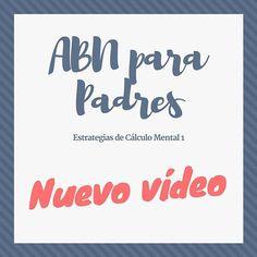 """Ya hay nuevo vídeo de """"ABN para Padres"""". Enlace en la bio ☝🏻 . #maestros #educacion #ABNparaPadres #ABN #matematicas #blogdeunmaestro"""
