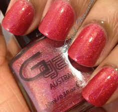 Glitter Gal - Not Another Red