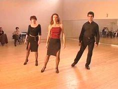 ▶ Cours de tango Argentin Milonga (4/9) - Les pointes - YouTube                                                                                                                                                     Plus