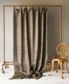 Curtains & Draperies - Bella Notte Linens, Bella Notte Bedding - Cottage Haven Interiors