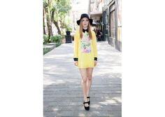 MAM Boutique: Vestido Yellow by Desskarada - Kichink!