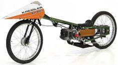 Kreidler Mini Motorbike, Motorcycle Racers, Mini Bike, Vintage Motorcycles, Cars And Motorcycles, Drag Bike, Moto Guzzi, Road Racing, Custom Bikes