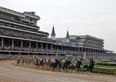 Kentucky Derby the greatest horse race in the USA / The Fastest Two Minutes in Sports