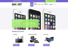 14+ SHOCKING! Electronics Store Shopify Themes! No. 3 WILL Make Your EYES EXPLODE! -