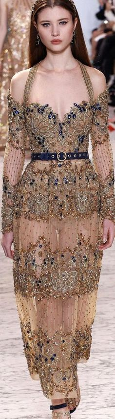 Want To Know About Shoes? Read This Elie Saab 2017 Spring Haute Couture Damenmode Style Haute Couture, Couture Fashion, Runway Fashion, Womens Fashion, Spring Couture, Cheap Fashion, Haute Couture Gowns, Chanel Couture, Ladies Fashion
