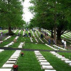 God's Acre - Salem cemetery in Winston-Salem, NC