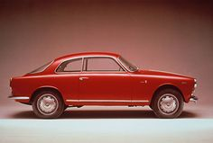 Alfa Romeo Giulietta Spider '55 #motors #cars