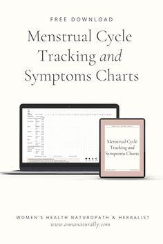 Health Diary, Menstrual Cycle, Natural Health, Charts, Free Printables, Anna, Wisdom, Training, Education