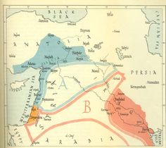 In November 1915, diplomats François Georges-Picot (for France) and Mark Sykes (for Britain) negotiated an 'understanding' about how to divide the Middle East into spheres of influence for their respective countries. At the time, the area was still under control of the Ottoman Empire, linked to the Central Powers (Germany and Austro-Hungary) and therefore an opponent of the British, French and other Allies in World War I.    The Sykes-Picot Plan was secretly agreed to by the British and…