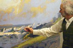 Oil Painting Landscape Tutorial | Step 6