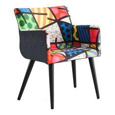 Compre Cadeira Britto Landscape e pague em até 12x sem juros. Na Mobly a sua compra é rápida e segura. Confira!