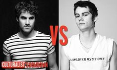 It's a TV star showdown!  Retweet for Darren Criss Favorite for Dylan O'Brien  *You can do both, of course*