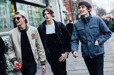 MEN'S MUST HAVES Some street styling tips before fashion month http://fashiontomax.com/materials/mens-must-haves/