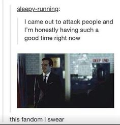 ((Well, at least Moriarty is having fun, that's all that matters, right?))