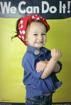 combo super save halloween costume that kicks rosie the riveter bandana collar pin - Rosie The Riveter Halloween Costume