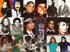"Michael and Janet Jackson.... ""A Jackson Family Legacy"" #mjfam #janfam"