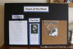 This is a nice and simple way of displaying poetry. I wanna do this.