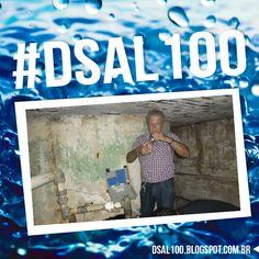 Transformamos águas salobra em água semelhante a água mineral! #Água #DSAL  Acesse nosso blog: dsal100.blogspot.com.br