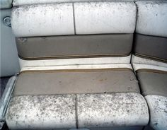 Cleaning Mildew off boat seats
