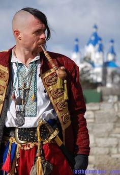Ukrainian Kozak.