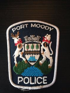 Port Moody Police, British Columbia, Canada
