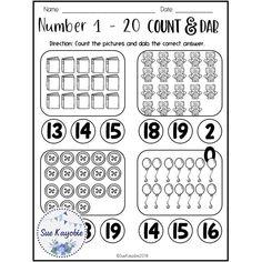 32084 best Kindergarten Math images on Pinterest in 2018