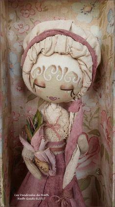 Diy Toys Doll, Diy Rag Dolls, Sewing Dolls, Doll Crafts, Doll Face Paint, Clothespin Dolls, Doll Repaint, Waldorf Dolls, Doll Hair