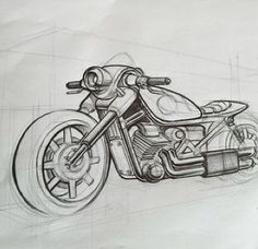 Hobbies That Make Money, Way To Make Money, How To Make, Bike Sketch, Poster Pictures, Nature Photography, Sketches, Motorcycles, Cars