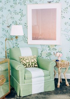 {décor inspiration | interior designer : nick olsen} by {this is glamorous}, via Flickr