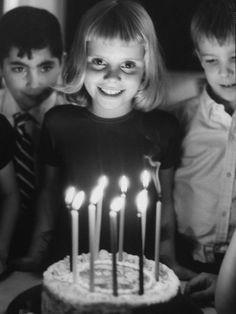 So sweet — a very happy birthday girl!