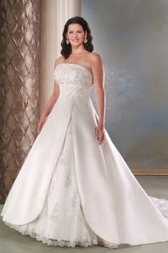 wedding dresses for plus size women sexy-wedding-dresses