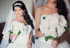 Картинки по запросу свадебные прически с фатой