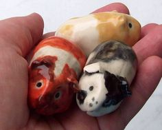 Love ceramic animals