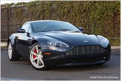 Aston Martin Vantage Coupe For Sale Aston Martin For Sale, Aston Martin Sports Car, Aston Martin Models, Aston Martin V8, Aston Martin Vantage, Sports Cars For Sale, New Cars For Sale, Sport Cars, My Dream Car