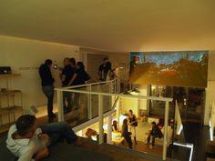 1000 images about interior design idee di progettazione for Arredamento moderno ma caldo