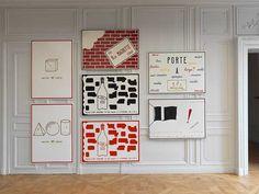 « Musée d'Art Moderne – Département des Aigles » Marcel Broodthaers, jusqu'au 5 juillet 2015 à la Monnaie de Paris © André Morin