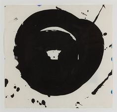 """Sam Francis, """"SF85314"""", ink on paper"""
