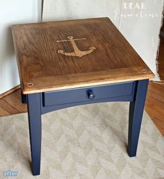 Nautical End Tables - Foter