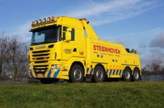 SCANIA-R500 (8X4) STEENHOVEN