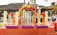 fall wedding flowers purple   orange-purple-wedding-flowers