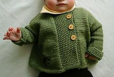 Ravelry: b18-10 Jacket and socks in moss st pattern by DROPS design